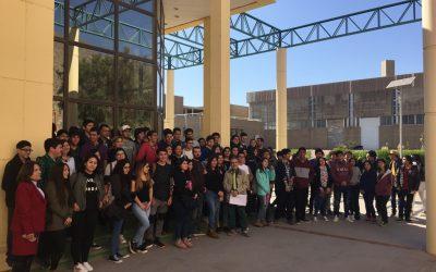 29 estudiantes de Atacama competirán por clasificar a final nacional de las Olimpiadas de Química