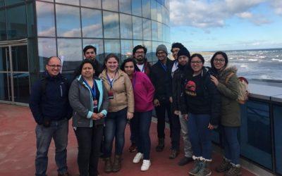 Académicos y Alumnos de la UDA presentaron sus investigaciones en I Congreso Chileno de Paleontología