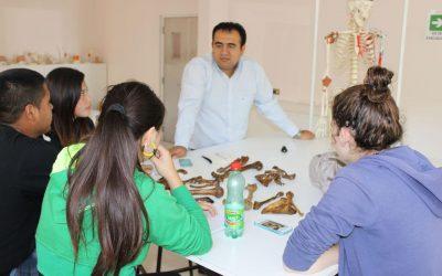 El departamento de Química y Biología de la Universidad de Atacama convoca a los interesados a postular al concurso de alumnos ayudantes para las asignaturas de ciencias básicas impartidas durante el segundo semestre del año en curso